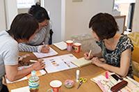 【出張承ります】セラピスト・教室業の方のためのラブレターチラシ(R)制作5時間講座イメージ
